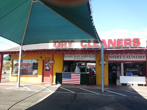 Thomas Cleaners